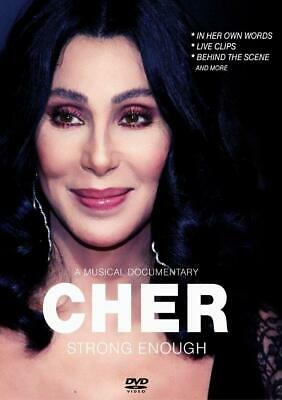 Cher - Strong Enough [DVD] New and Sealed!!
