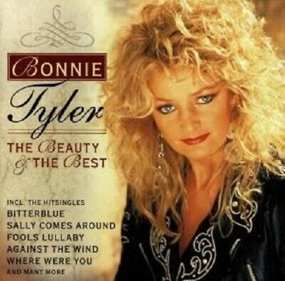 """Bonnie Tyler """"The Beauty & The Best"""" Cd New"""