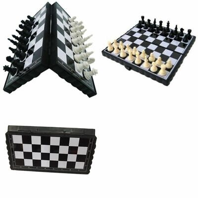 MINI MAGNETIC TRAVEL CHESS Board UK SELLER FAST DISPATCH-GN