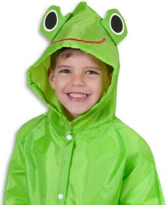 Cloudnine Children's Raincoat (One Size for ages 4-12)