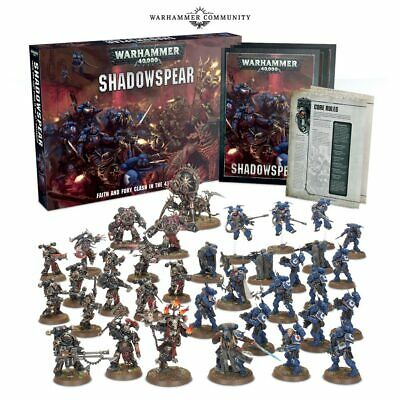 Warhammer Pre-Order Shadowspear - Multiple Options