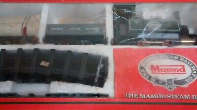 Mamod Railway Locomotive Train Set
