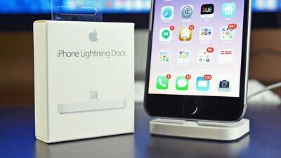 NEW Apple iPhone Lightning Dock for iPhone 8/8Plus- ALL COLORS