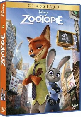 Zootopia DVD NEW BLISTER PACK
