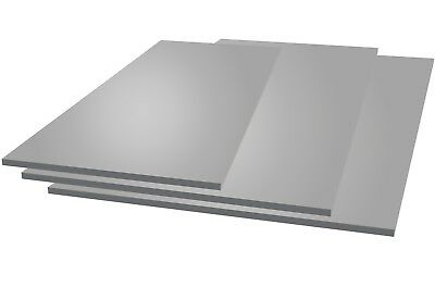 Aluminium Plate Sheet 1mm 2mm 3mm 4mm Various Sizes Best Price Free Cut Service