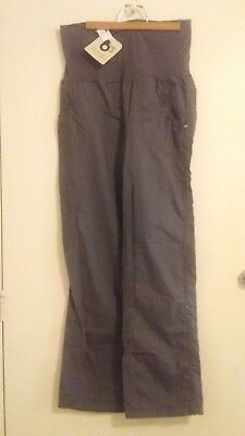 bub2b, Grey, Maternity, Cargo Pants  - Size 14
