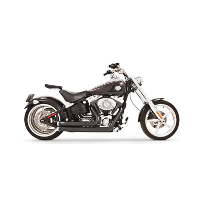 Echappement Freedom Performance Independence Shorty Noir Rocker et Breakout 08-1