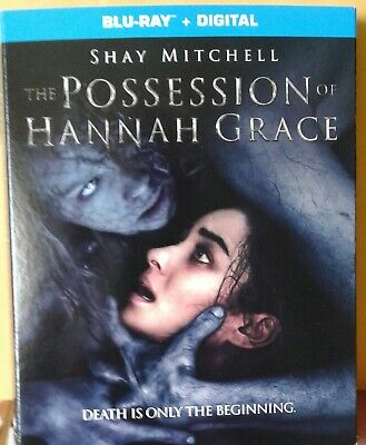 The Possession Of Hannah Grace ☆ Slip Cover Only ☆