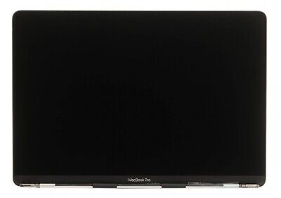 "For Apple Macbook Pro 13"" A1706 A1708 2016 2017 Gray LCD Display Screen Assembly"