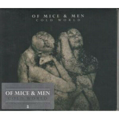 OF MICE AND MEN Cold World CD Europe Rise 2016 13 Track In Fold-Out Card Sleeve