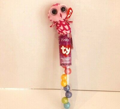 101b4123f6 NEW TY BEANIE Boos Collectible Topper Leona Bubblegum Filled Candy ...