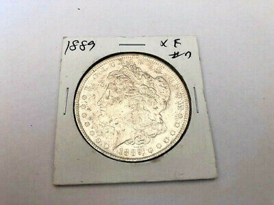 1889 Morgan Dollar XF