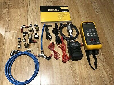 FLUKE -718 - 100g PORTABLE.ELECTRIC.PRESSURE.CALIBRATOR.