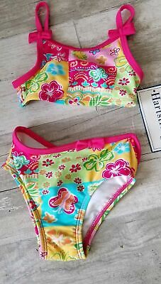 Toddler Girls 2T Little Americana Ruffle Two Piece Bathing Suit Hartstrings NWT