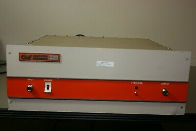 Amplifier Research 10W1000 Amplifier, 10W, 1Mhz-1Ghz Warranty Recent Calibration