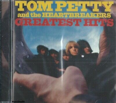 TOM PETTY AND THE HEARTBREAKERS - Greatest Hits - Hard Rock Pop Music CD