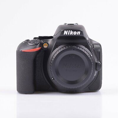 Brand New Original Nikon D5600 Body Only Digital SLR Camera UK Bulk*au