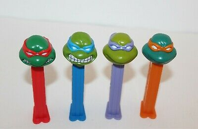 Teenage Mutant Ninja Turtles Pez Dispensers