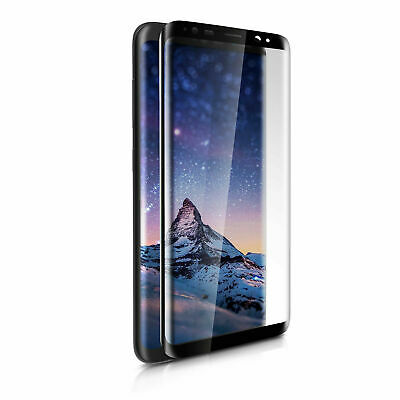 HD Full Cover Tempered Glass Screen Saver for Samsung Galaxy S10 S9 S8+ Note 8 9