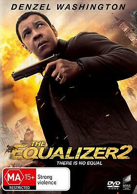 The Equalizer 2 (DVD, 2018), NEW SEALED AUSTRALIAN RELEASE
