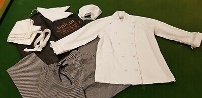 Hospitality / Chef's Uniform - AS NEW