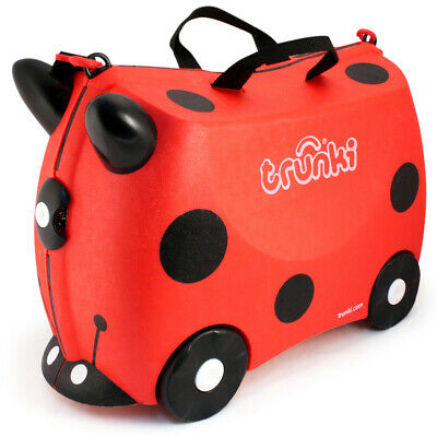 NEW Trunki Harley the Ladybug Trunki