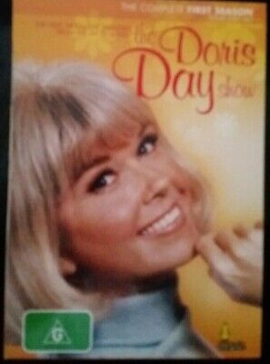 THE DORIS DAY SHOW The Complete First SERIES Season 1 R4 DVD RARE AS NEW BOXSET