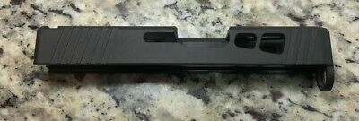 SALE:-- Glock 26 slide for 9mm Upper For Glock 26 GEN3-4 Black. NO BARREL #201