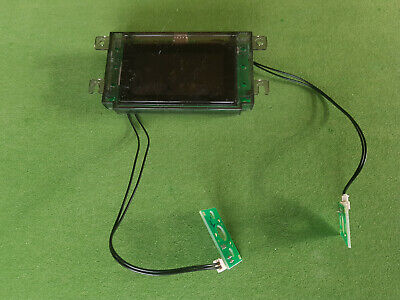 Genuine cheap SMEG spares - oven digital timer display PCB - with cables