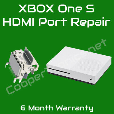 SONY PLAYSTATION 4 HDMI Port Replacement PS4 Repair Service