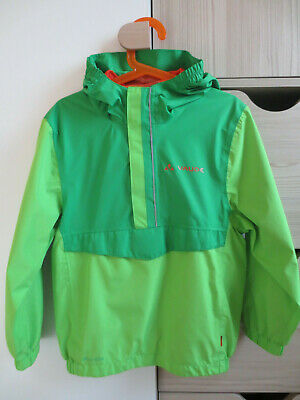 info for faa8c 44790 VAUDE 3 IN 1 Jacke Anorak Windjacke Grün Fleece Gr. 176 ...