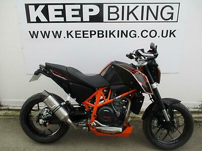 2015 Ktm 690 Duke Abs  6032 Miles.  Leo Vince Can With Removable Baffle.