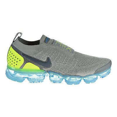 Nike Air VaporMax Flyknit Moc 2 Unisex Shoe Mica Green-Volt-Turquoise AH7006-300