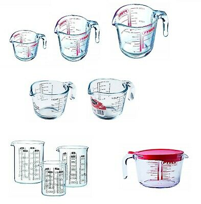 PYREX Clear  Measuring - Mixing Jug . Kitchen - Heavy - New