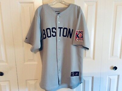 79280bf7 TED WILLIAMS Boston Red Sox 1939 Majestic Cooperstown Away Baseball Jersey M