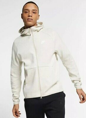 f5788f5da0f7 Nike Nsw Tech Fleece Full Zip Hoodie Sz  Mens Large  928483 141 Retail