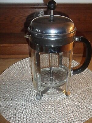 Original Bodum Kaffeebereiter Kaffeemaschine French Press Für 1 L