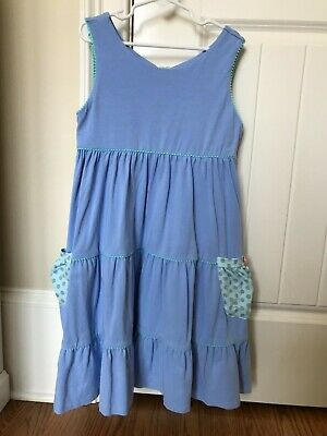 c616e6413245 NEW MATILDA JANE sz 10 Delectable Goodies Dress Girls Happy And Free ...