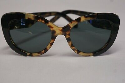 890cbcd0026a NEW Burberry Sunglasses B 4253-f 3649 87 Black 54mm Large Round AUTHENTIC