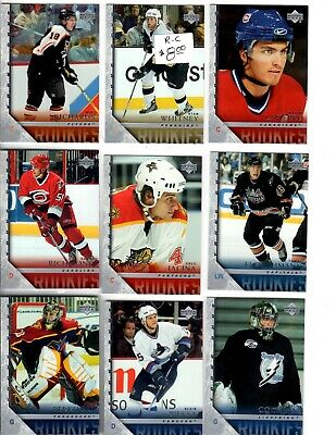 2005-06Upper DeckYoung GunsPICK YOUR SINGLES LOT WOW FLAT SHIPPING RATE