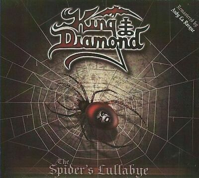 The Spider's Lullabye by King Diamond (CD, Nov-2015, 2 Discs) will combine s/h