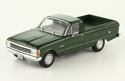 Ford Ranchero Falcon Pick Up 1973 Rare Argentina Diecast Scale 1:43 + Magazine