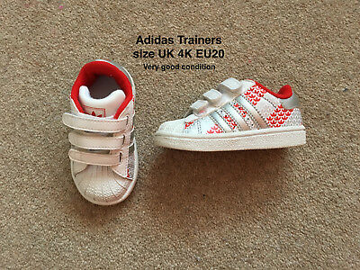 * adidas Originals Stan Smith CF I Baby Toddler Infant Boys Girls Trainers