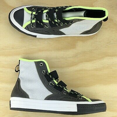 093a58776708 Converse Chuck Taylor All Star 70 Tech Hiker White Hi Top Boot 162357C Size  10.5