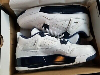 3499f0467c1 NIKE BOYS AIR Jordan 4 Retro BG