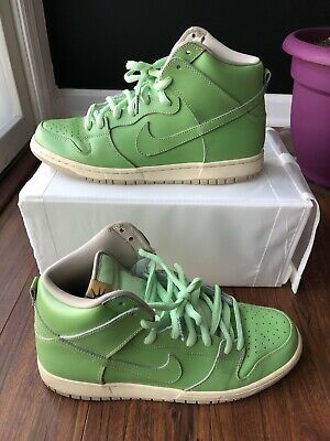 new style 28cad 479f0 NIKE DUNK HIGH PREMIUM SB STATUE OF LIBERTY Size 10 Good Condition !