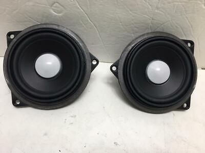 BMW 2016 528i pair Speakers OEM F10 midrange driver