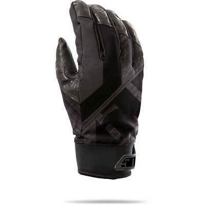 2019 509 Snowmobile Winter Freeride 2.0 Gloves - Black Ops -  XL - X-Large  -New