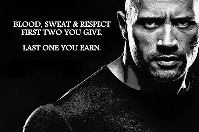 BODYBUILDING FITNESS GYM Motivational Quotes Weights Sign A4