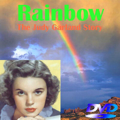 Rainbow, The Judy Garland Story DVD  Andrea McArdle, Don Murray, Michael Parks